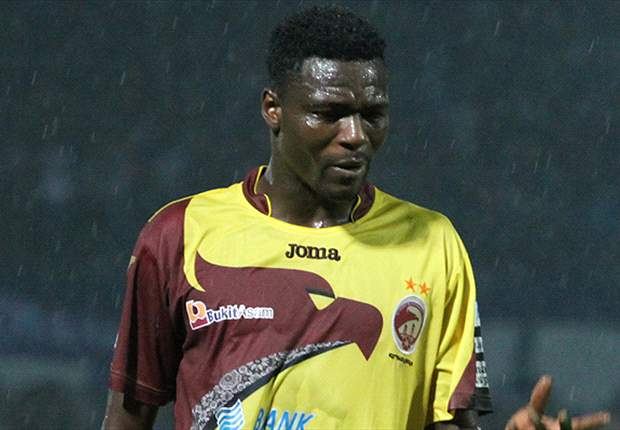 Sriwijaya FC Pecat Eddie Foday Boakay