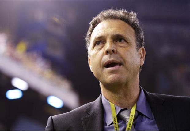 El entrenador del Granada, Joaquín Caparrós