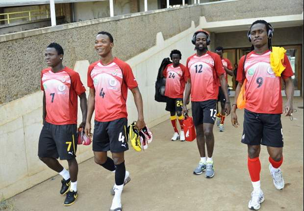 Ghana's Black Stars to train in Kenya