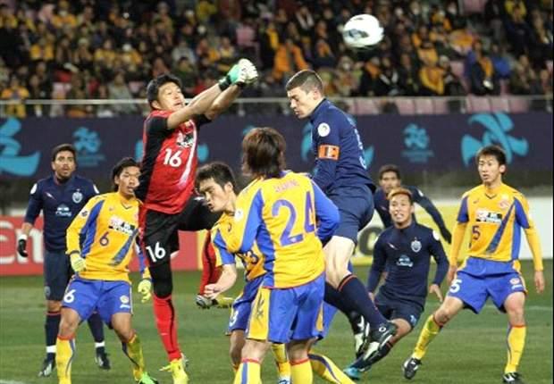 REVIEW Liga Champions Asia: Dua Wakil Thailand Raih Hasil Imbang