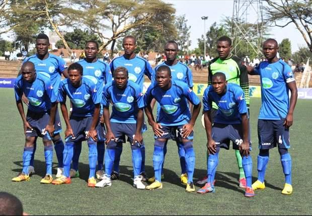 Thika United suffer injury blow