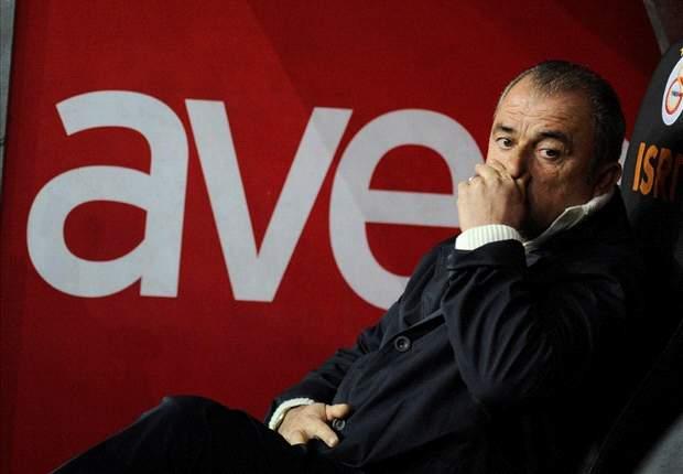 El técnico del Galatasaray Fatih Terim vigiló al Real Madrid ante el Mallorca