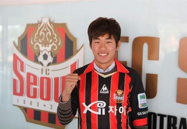 '2골' 윤일록, FC 서울 데뷔전 빛내다