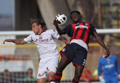Addae on target for Ascoli Picchio