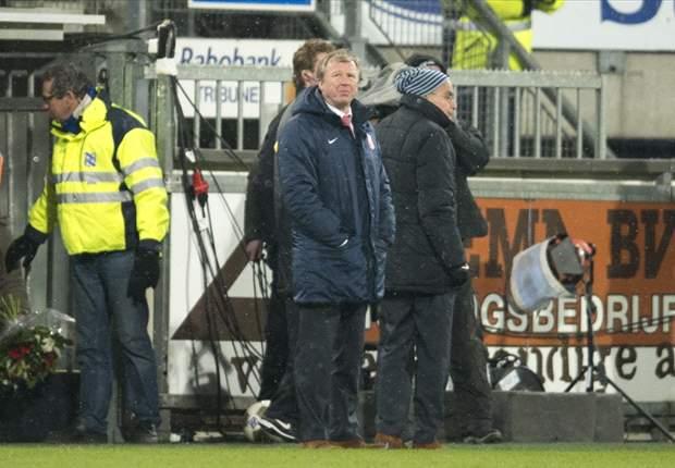 Steve McClaren wird nun sein Glück in England versuchen