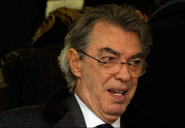 Moratti: It's not time to discuss Stramaccioni's future
