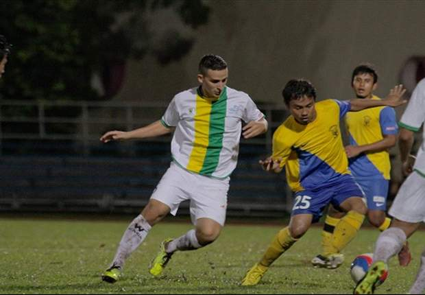 Woodlands 1-2 Harimau Muda 'B': Young Tigers bag first three points
