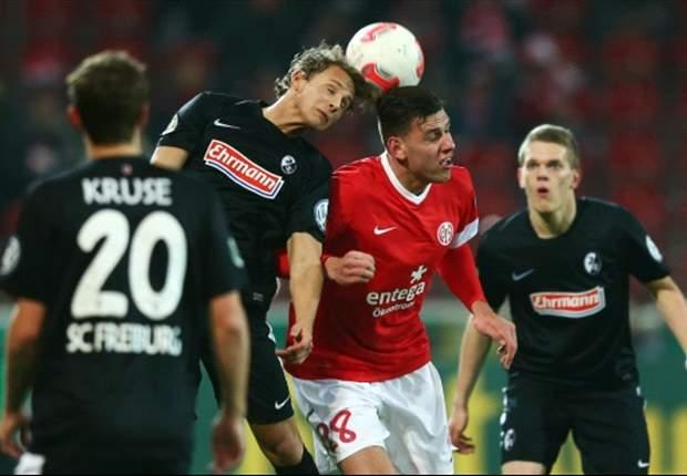 Bekerdroom SC Freiburg komt uit