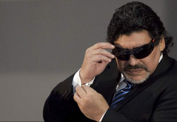 Maradona will not become Montpellier coach, says Nicollin