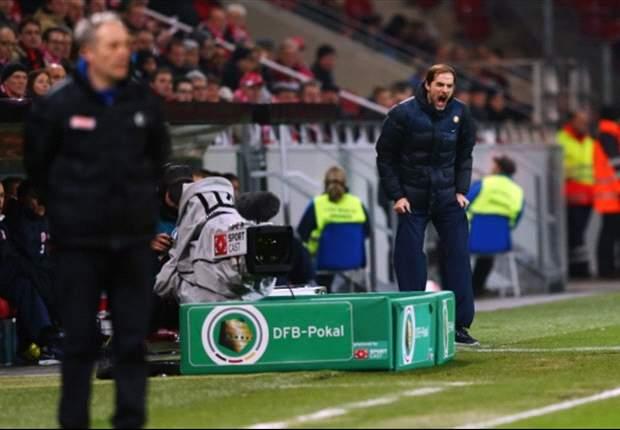 """Mainz-Trainer Thomas Tuchel enttäuscht: """"Um den Lohn der Arbeit gebracht"""""""