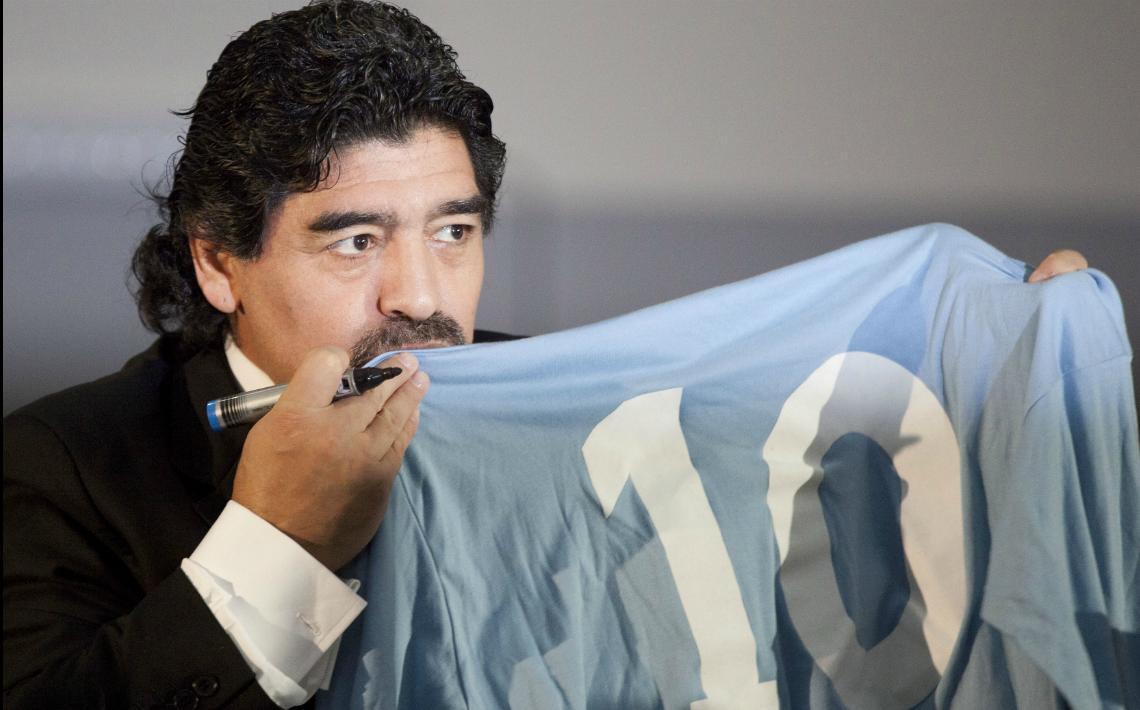 Ho visto Maradona 2013