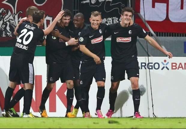DFB Pokal: Freiburg Dan Wolfsburg Ke Semi-Final