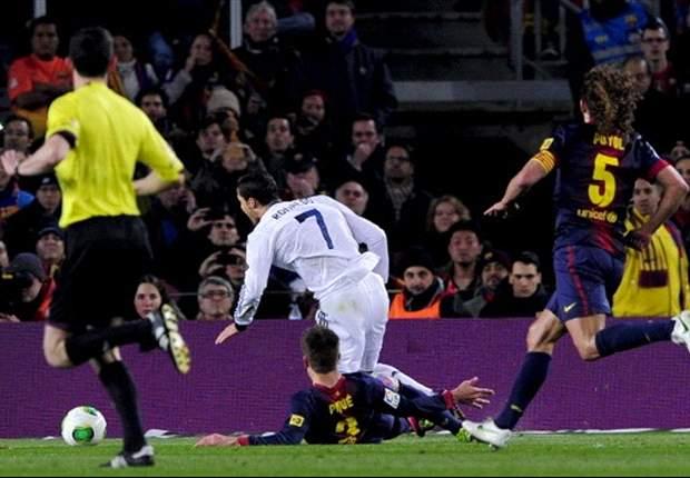 Undiano, centro de las críticas del Real Madrid