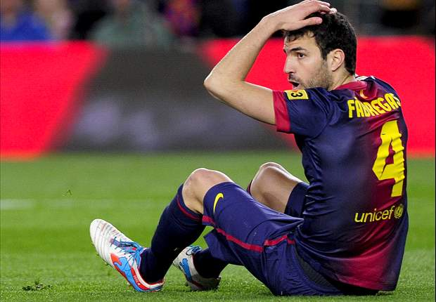 Barcelona fans demand most from me, says Fabregas