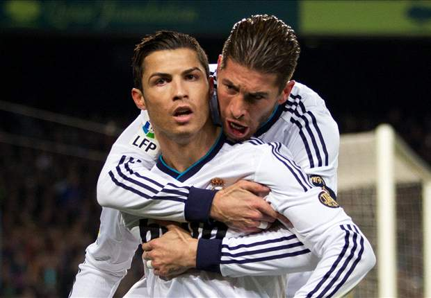 Ramos: Ronaldo always shows up for these games