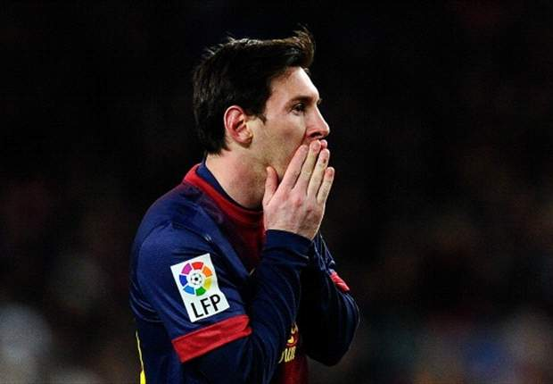 Messi: Barcelona struggle against defensive teams