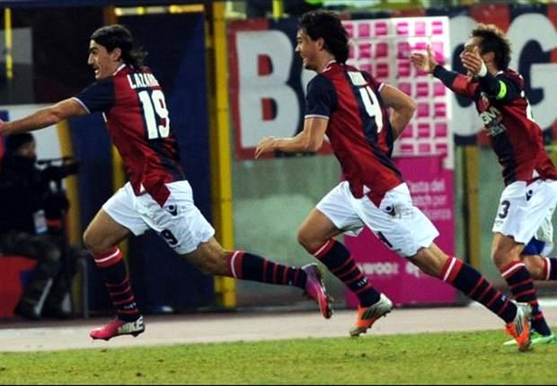 Bologna derrota Fiorentina por 2x1