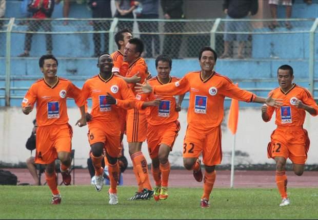 Semen Padang Jamu Klub Vietnam Di 16 Besar Piala AFC 2013