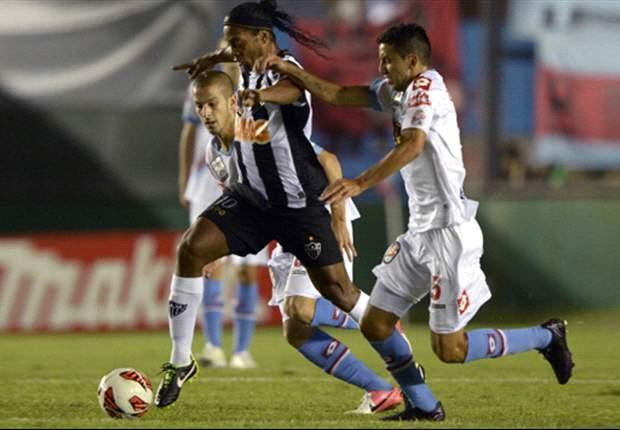 Arsenal-ARG 2 x 5 Atlético-MG: Galo consegue a liderança com goleada