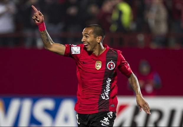 Castillo, Corona sent off in crushing Xolos loss