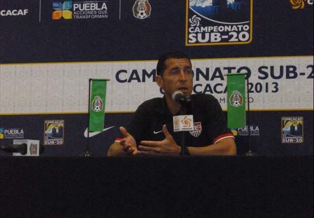 Tab Ramos ve a México como candidato al título en Turquía 2013