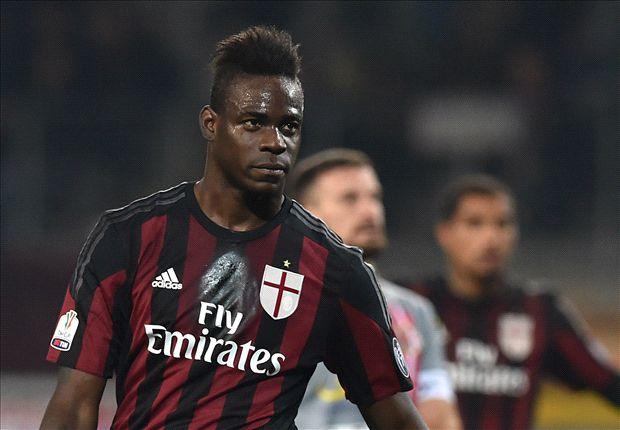 Mihajlovic: Balotelli may never play for AC Milan again