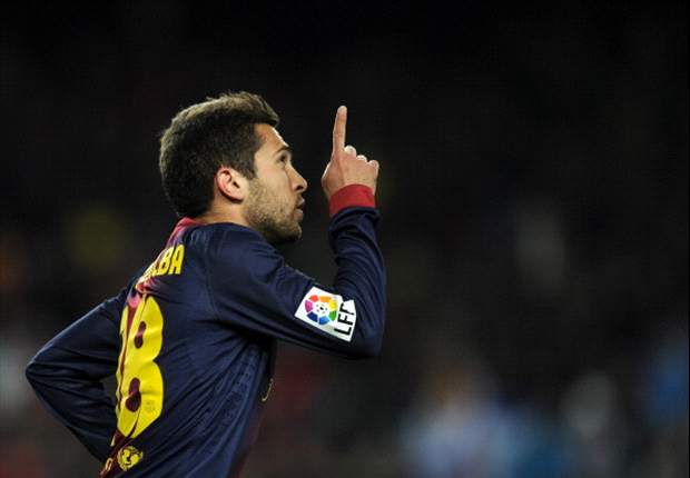 Alba: My gesture was in support of Messi