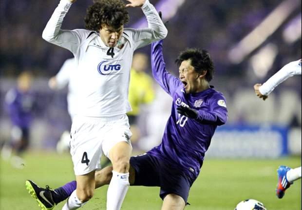 REVIEW Liga Champions Asia: Sanfrecce Hiroshima Tumbang, Suwon Ditahan