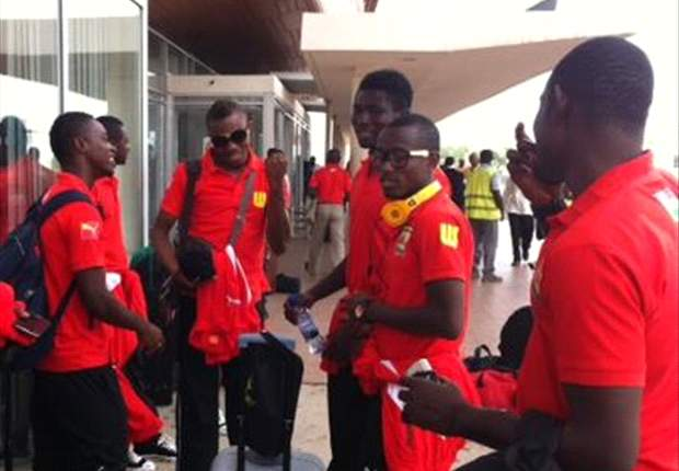 Kumasi Asante Kotoko expected to arrive in Equatorial Guinea Thursday for Caf CL tie