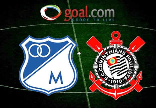 Con la necesidad de ganar, Millonarios y Corinthians se enfretan en Pacaembú