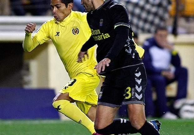 Javier Aquino, perfilado para ser titular en el Villarreal vs Córdoba