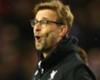 Klopp: I wanted United draw