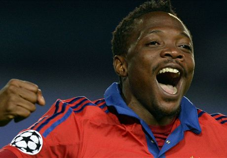 Musa dreaming of Arsenal move
