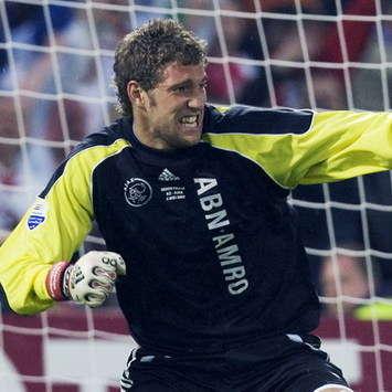 Maarten Stekelenburg, Ajax (foto ANP)