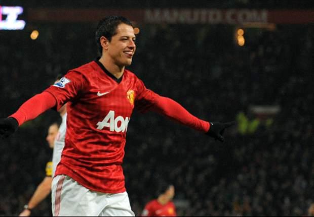 Sir Alex Ferguson Pastikan Javier Hernandez Bertahan Di Musim Depan