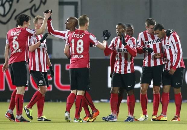 KNVB Beker: Hat-Trick Jurgen Locadia Bawa PSV Eindhoven Ke Final
