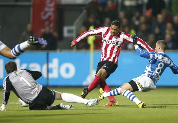 Locadia schiet PSV naar bekerfinale