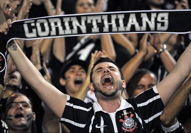 CONMEBOL retiraría castigo a Corinthians