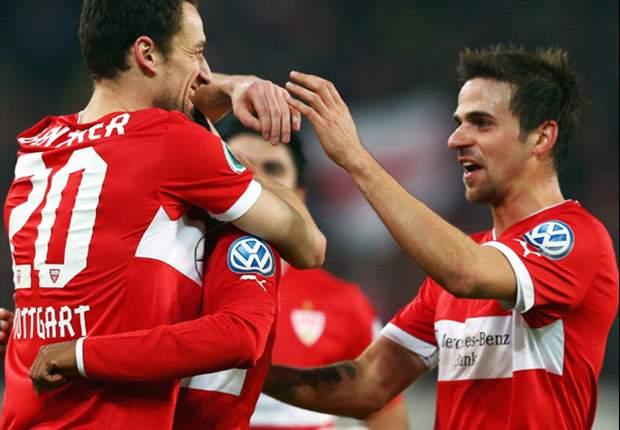 Coupe d'Allemagne - Stuttgart premier qualifié