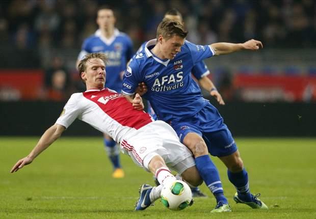 KNVB Beker: Bungkam Ajax, AZ Alkmaar Melangkah Ke Final