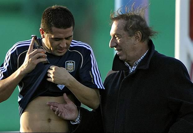 """""""Con Riquelme al 60 por ciento, Boca va a mejorar mucho"""""""