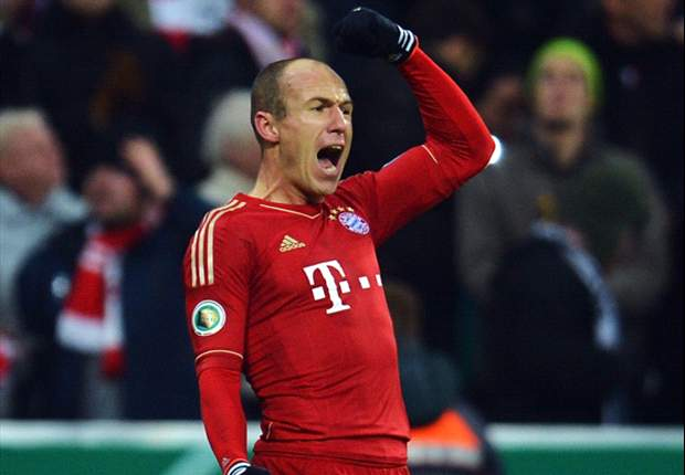 Robben: Bayern have not won anything yet