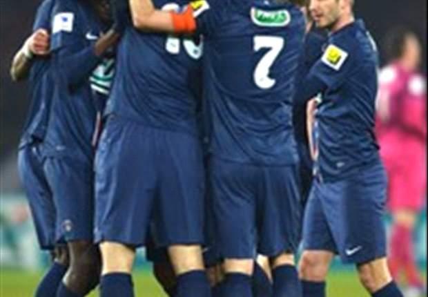 Doblete de Ibra y victoria del PSG en debut de Beckham