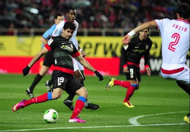 Sevilla 2x2 Atlético de Madri: colchoneros garantem vaga na final da Copa do Rei