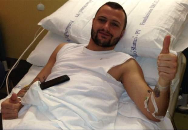 Aggiornamenti dall'infermeria in casa Juventus, operazione alla coscia sinistra riuscita per Pepe