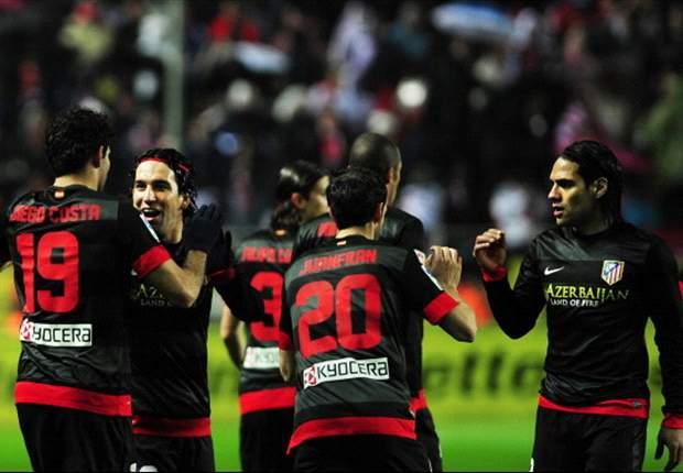 Copa Del Rey: Singkirkan Sevilla, Atletico Madrid Tantang Real Madrid Di Final