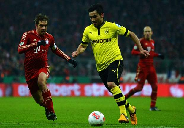 Gundogan: I want to face Bayern Munich in Champions League final