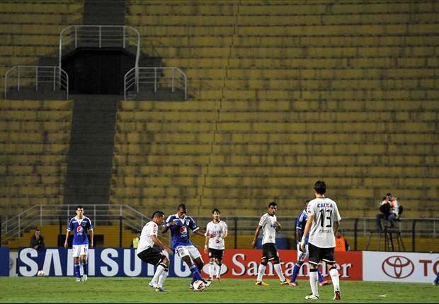 Corinthians fue mucho equipo para Millonarios