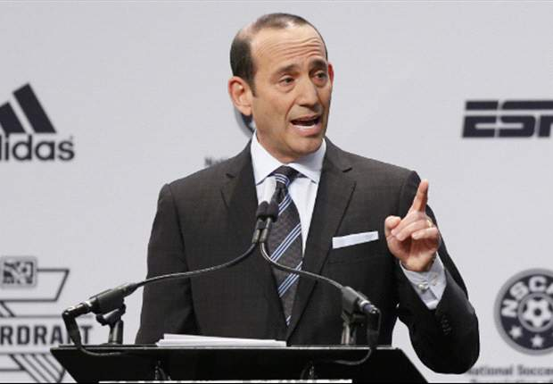 Garber was assertive in addressing some of MLS's harshest critics