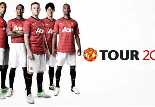 Manchester United Buka Tur Pramusim Di Bangkok